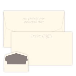 Mayfair Chesapeake Card - Embossed
