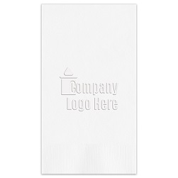 Custom Guest Towel - Embossed