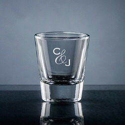 Amor Shot Glass